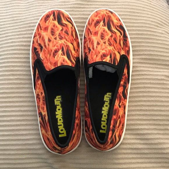 Loudmouth Other - Men's Sonny Loud Mouth Slip ons 9M